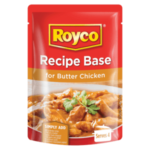 RoycoRecipeBaseButterChickenCook In