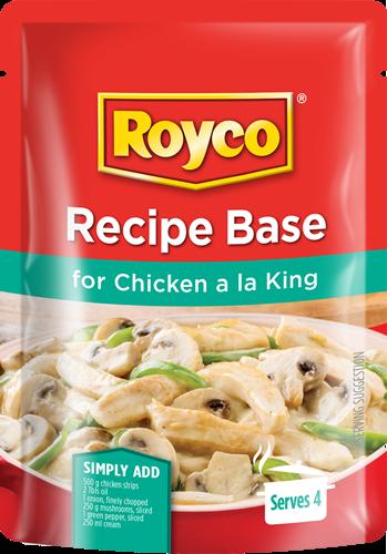 Royco WetRecipeBase ChickenAlaKing