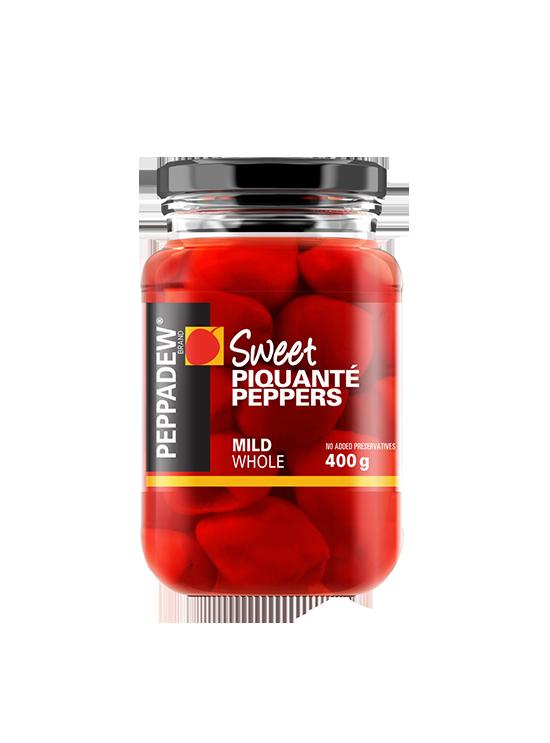 peppadew piquante pepper mild whole 400g