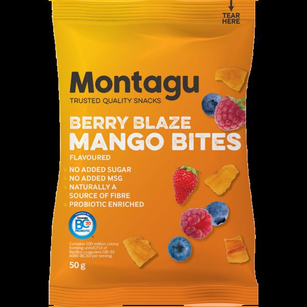 Montagu Berry Blaze Mango Bites